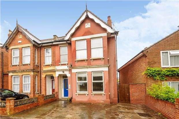 4 Bedrooms Semi Detached House for sale in Leckhampton Road GL53