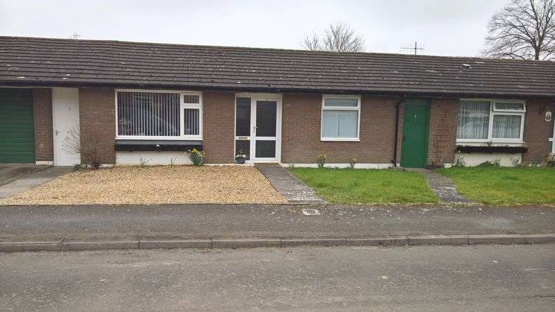 2 Bedrooms Bungalow for sale in Lawton Close Beckbury