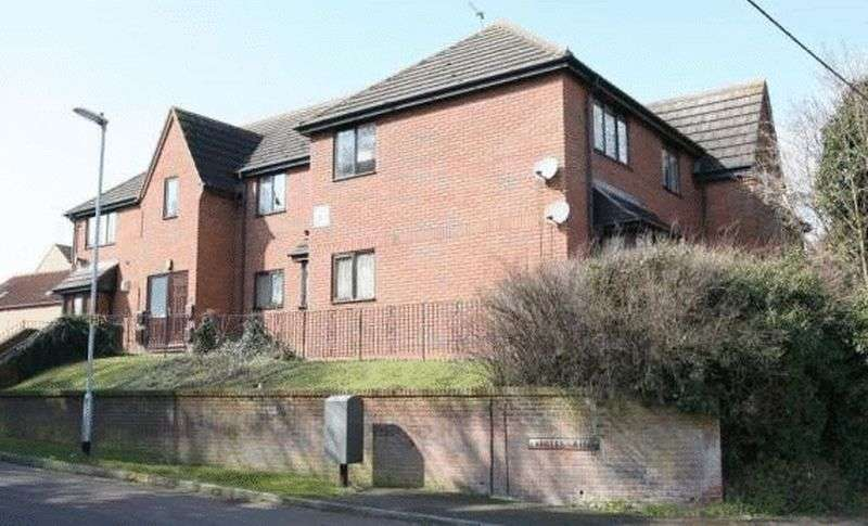 2 Bedrooms Flat for sale in Whites Rise, Wellingborough