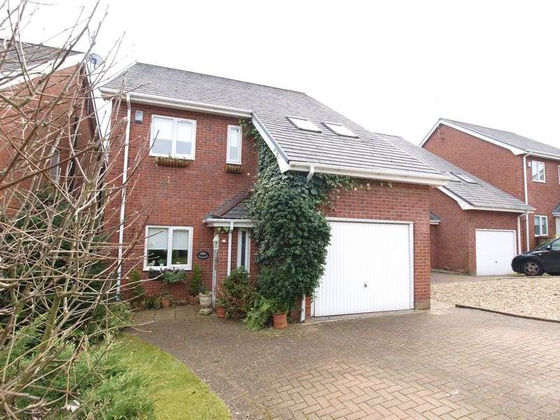 4 Bedrooms Detached House for sale in Pipistrelle Rise, Noctorum
