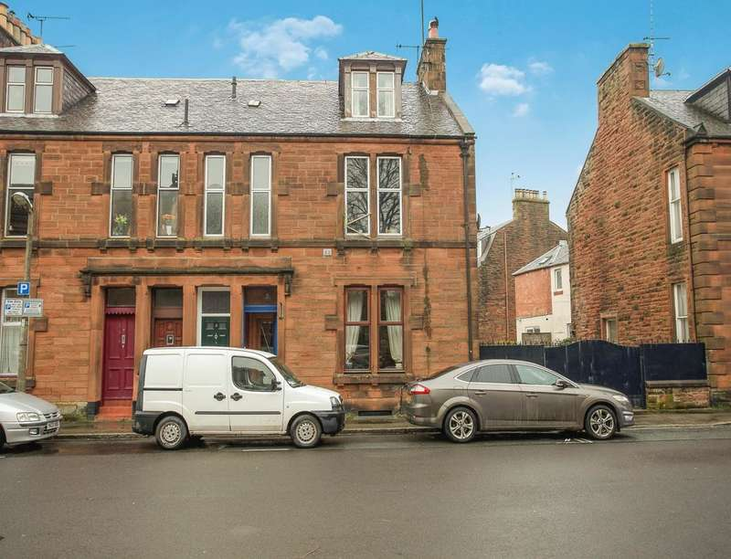 3 Bedrooms Flat for sale in Catherine Street, Dumfries, DG1