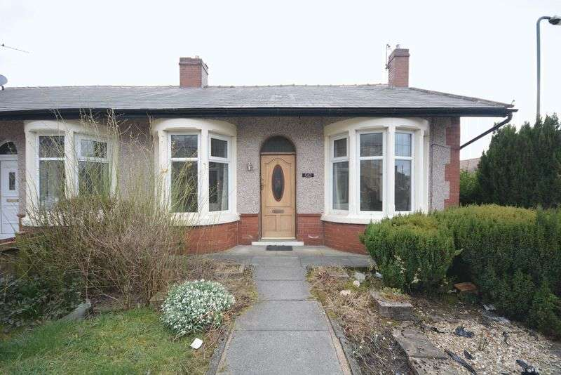 2 Bedrooms Semi Detached Bungalow for sale in Moss Hall Road, Accrington