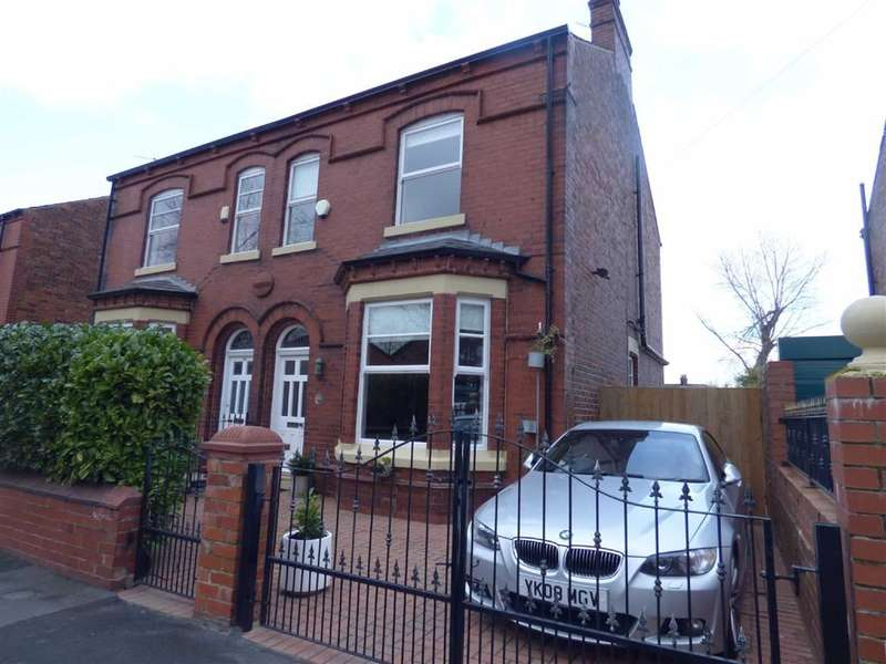 3 Bedrooms Property for sale in Parkfield Road North, NEW MOSTON, Manchester, M40