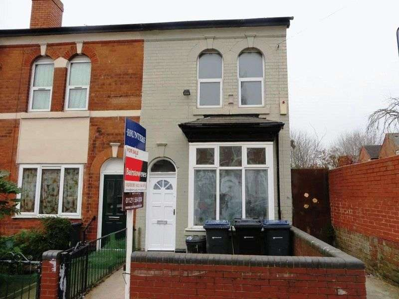 3 Bedrooms Terraced House for sale in Westbourne Road, Birmingham