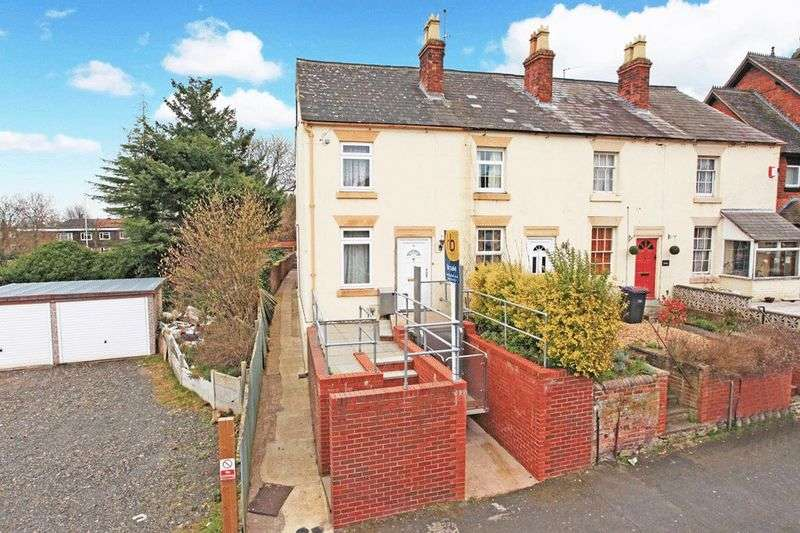 3 Bedrooms Terraced House for sale in New Church Road, Wellington, Telford