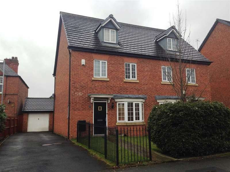 4 Bedrooms Property for sale in Varna Street, Openshaw, Manchester