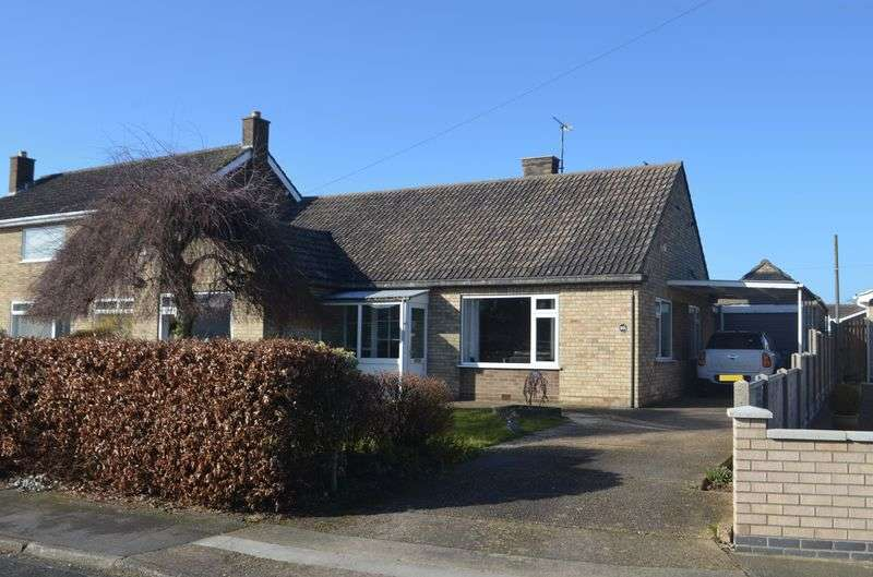 3 Bedrooms Detached Bungalow for sale in Beech Avenue, Nettleham, Lincoln