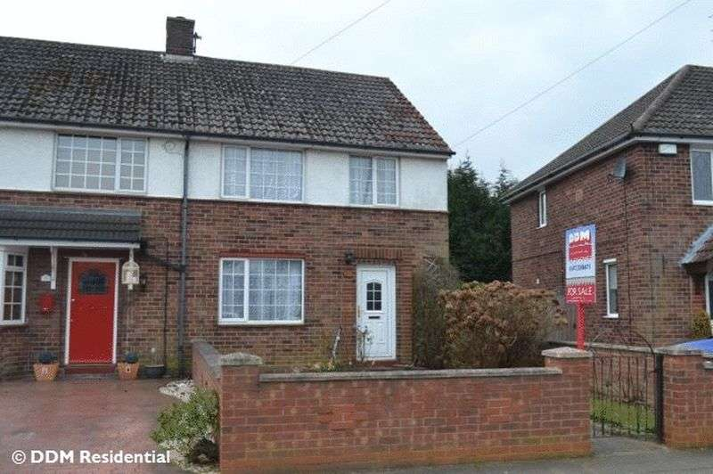 3 Bedrooms House for sale in Mendip Avenue, Scartho, Grimsby