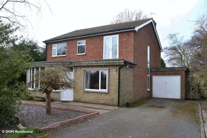 3 Bedrooms Detached House for sale in West Moor Road, Walkeringham