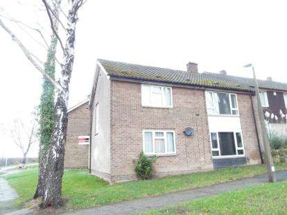 2 Bedrooms Flat for sale in Radburn Court, Stapleford, Nottingham, Nottinghamshire