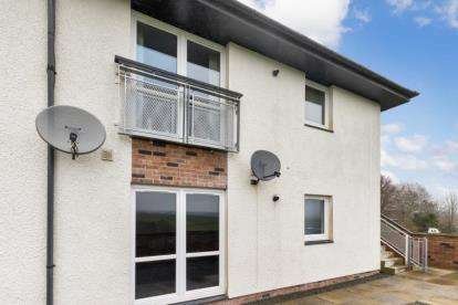 2 Bedrooms Flat for sale in Old School Wynd, Ochiltree