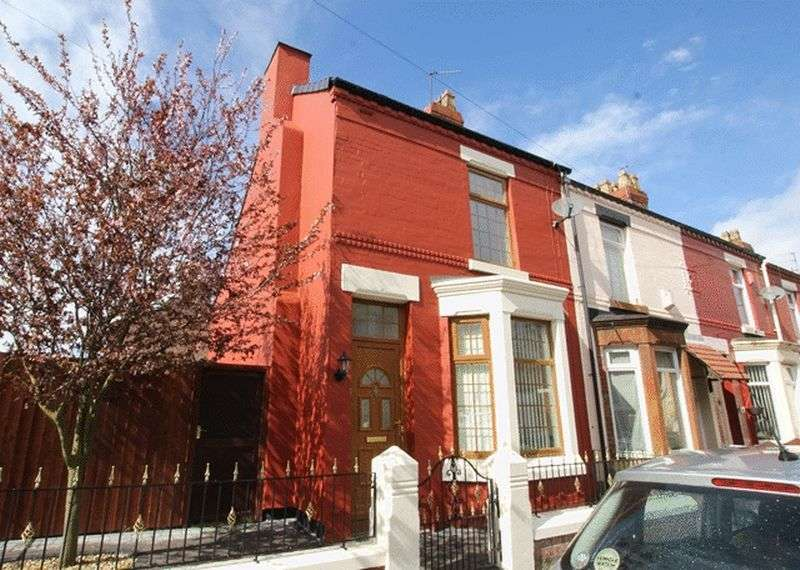 3 Bedrooms Terraced House for sale in Fernwood Road, Aigburth, Liverpool, L17