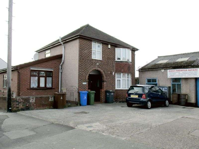 Property for sale in Well established freehold business and house