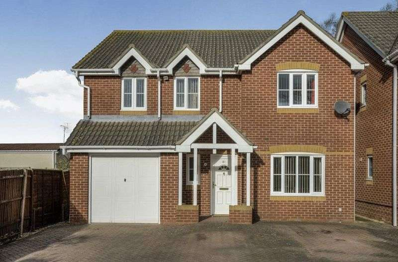 4 Bedrooms Detached House for sale in MOORGREEN ROAD, WEST END, SOUTHAMPTON