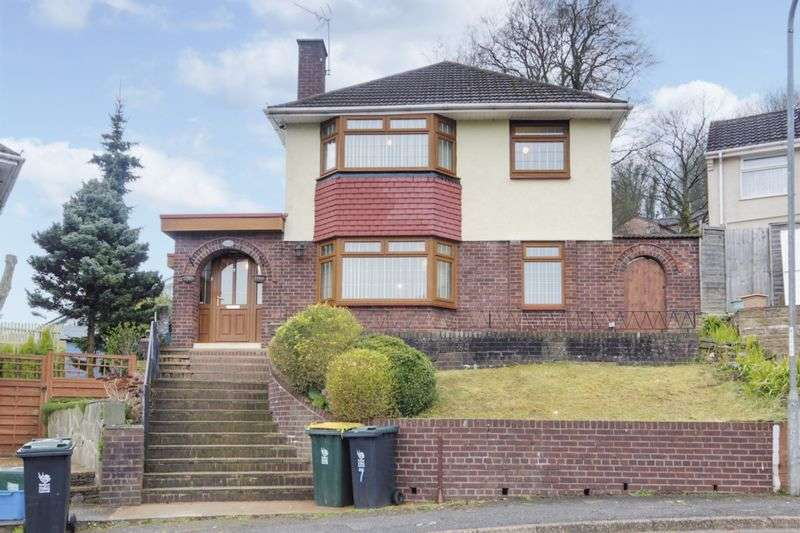 4 Bedrooms Detached House for sale in Glanwern Grove, Newport
