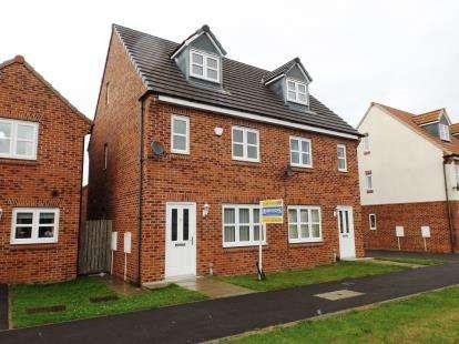 3 Bedrooms Semi Detached House for sale in Skerne Way, Darlington, Durham
