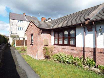 2 Bedrooms Bungalow for sale in Llys Y Castell, Ruthin, Denbighshire, LL15