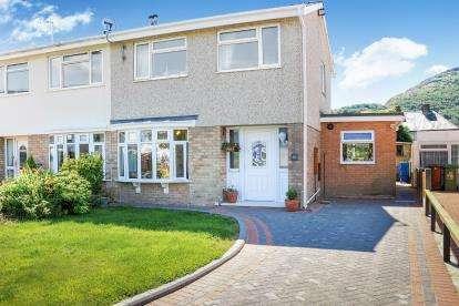 3 Bedrooms House for sale in Maes Gerddi, Porthmadog, Gwynedd, LL49