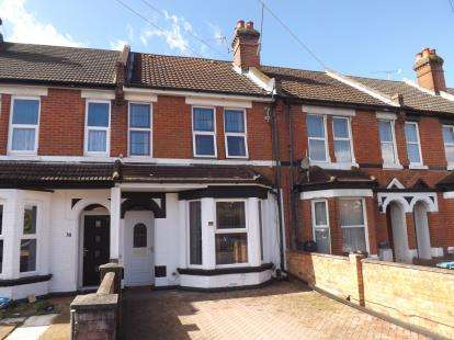 4 Bedrooms Terraced House for sale in Shirley, Southampton, Hampshire