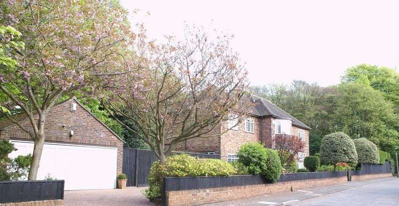 5 Bedrooms Detached House for sale in Countisbury Drive, Liverpool, L16