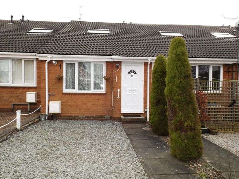 1 Bedroom Bungalow for sale in Willow Close, Morpeth - One Bedroom Gemini Bungalow