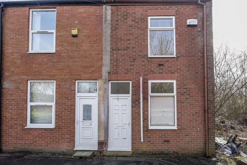 2 Bedrooms End Of Terrace House for sale in joseph street, St Helens, Merseyside, WA9