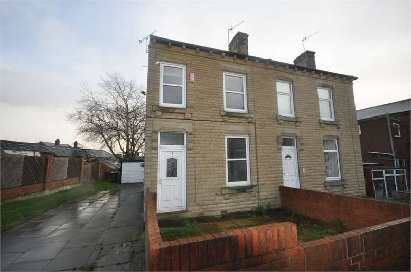 3 Bedrooms Semi Detached House for sale in The Overcroft, Horbury, WAKEFIELD, West Yorkshire