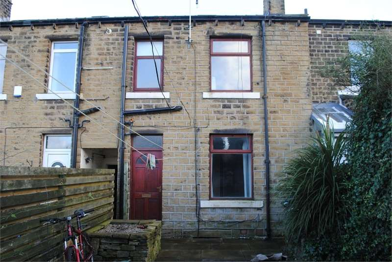 2 Bedrooms Terraced House for sale in May Street, Crosland Moor, Huddersfield, West Yorkshire