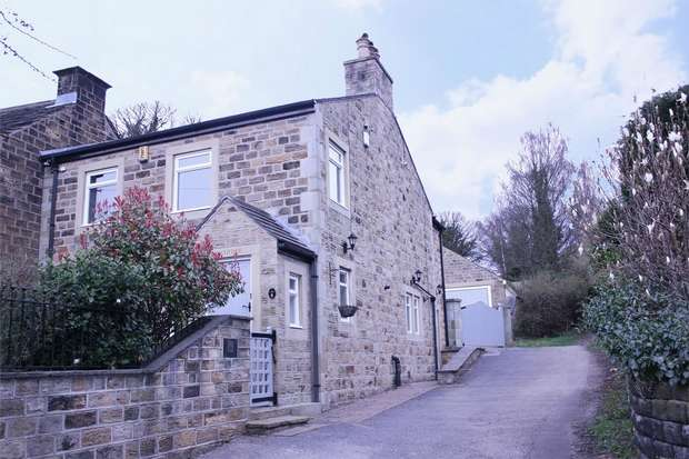3 Bedrooms Cottage House for sale in Hill Top, Newmillerdam