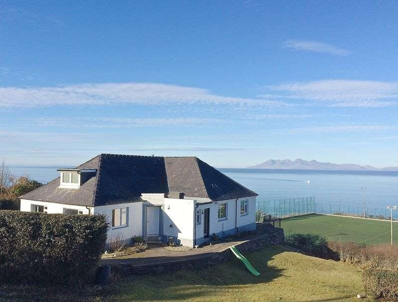 4 Bedrooms Detached House for sale in Ard Na Faire, Mallaig, Highland