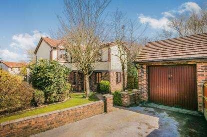 4 Bedrooms Detached House for sale in Delphfield, Norton, Runcorn, Cheshire, WA7