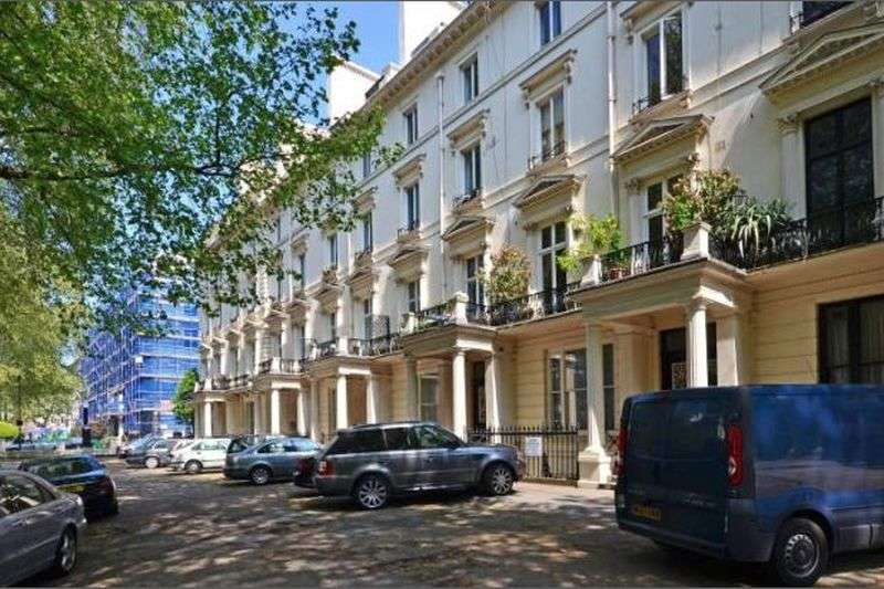 4 Bedrooms Flat for sale in Triplex Apartment, Westbourne Terrace, W2