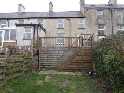 2 Bedrooms Terraced House for sale in Goronwy Street Number Three, Gerlan, Bethesda, Gwynedd, LL57
