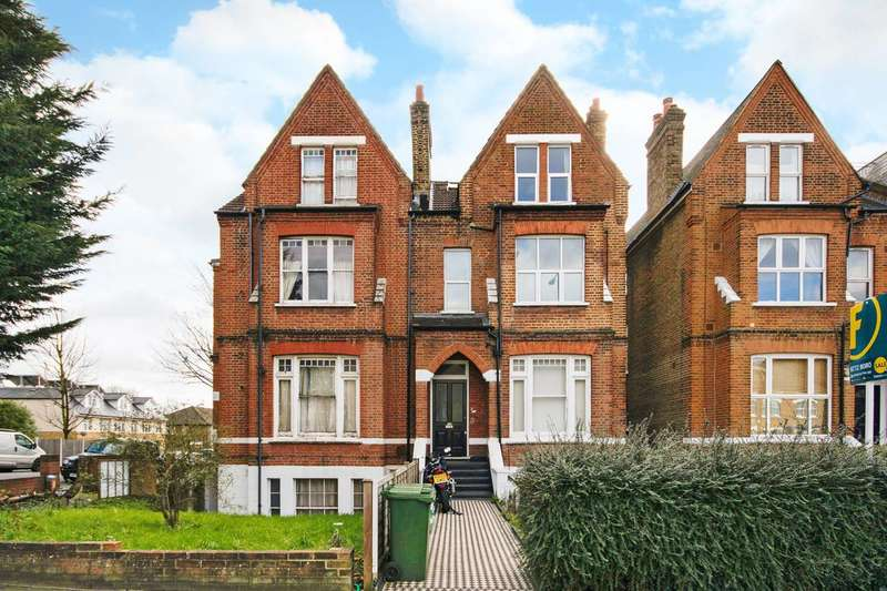 2 Bedrooms Flat for sale in Croydon Road, Anerley, SE20