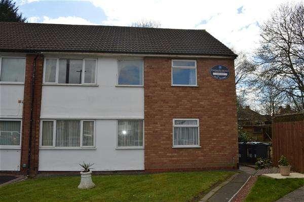 2 Bedrooms Maisonette Flat for sale in Amanda Drive, Yardley, Birmingham