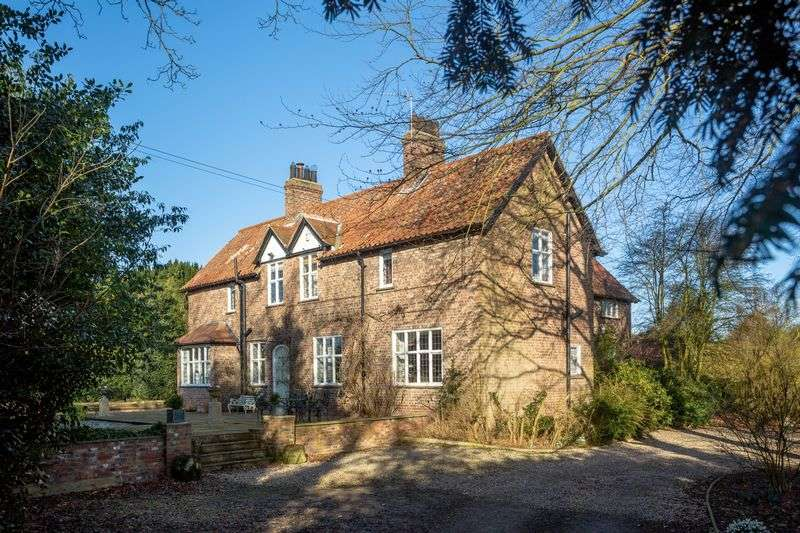 6 Bedrooms Detached House for sale in Main Street, Stillington