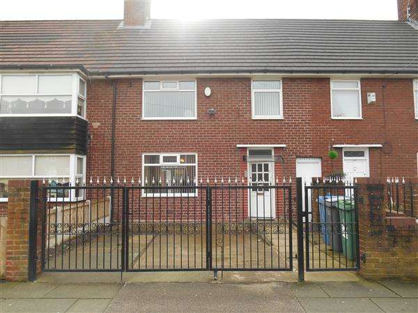 3 Bedrooms Terraced House for sale in Bray Road, Speke, Liverpool