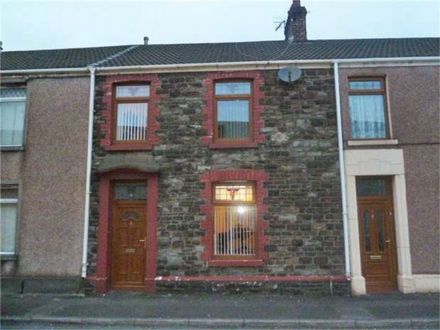 3 Bedrooms Terraced House for sale in Wyndham Street, Port Talbot, West Glamorgan