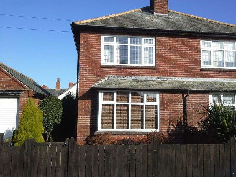 2 Bedrooms Semi Detached House for sale in 10 Knowle Street, Mablethorpe