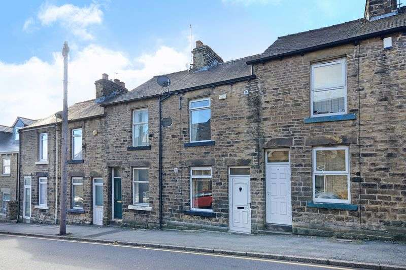 2 Bedrooms Terraced House for sale in Lydgate Lane, Crosspool, Sheffield