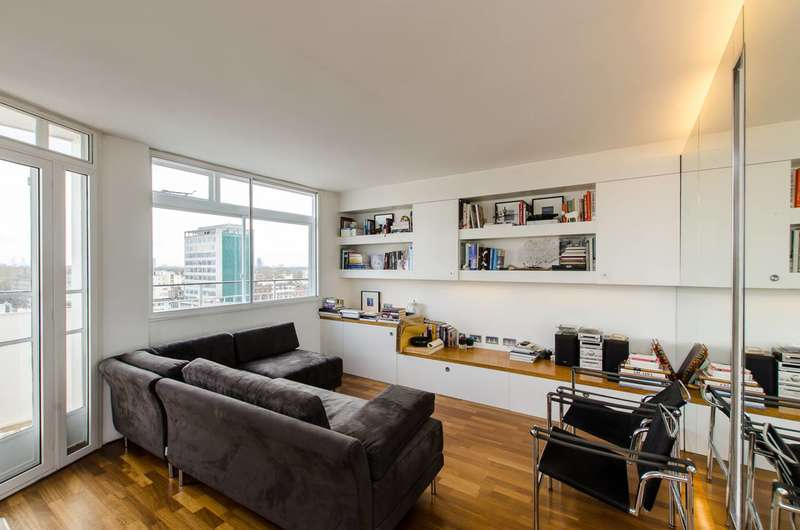 3 Bedrooms Flat for sale in Campden Hill Towers, Notting Hill, W11
