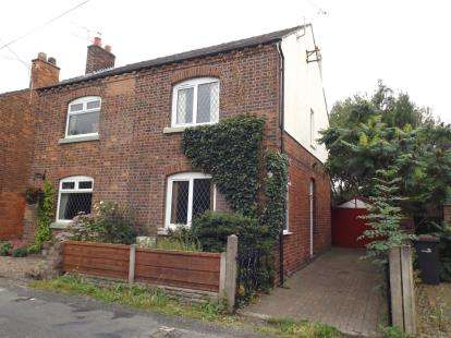2 Bedrooms Semi Detached House for sale in Gresty Lane, Shavington, Crewe, Cheshire