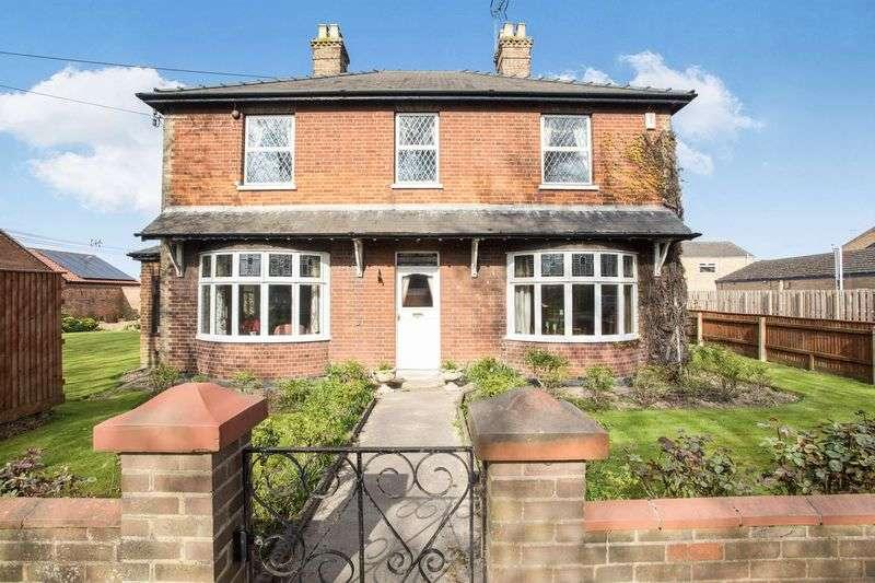 4 Bedrooms Detached House for sale in Wisbech Road, Wisbech, Norfolk, PE14