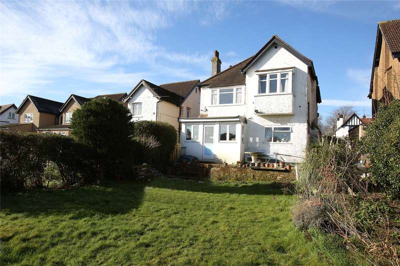 4 Bedrooms Detached House for sale in Woodcote Grove Road, Coulsdon