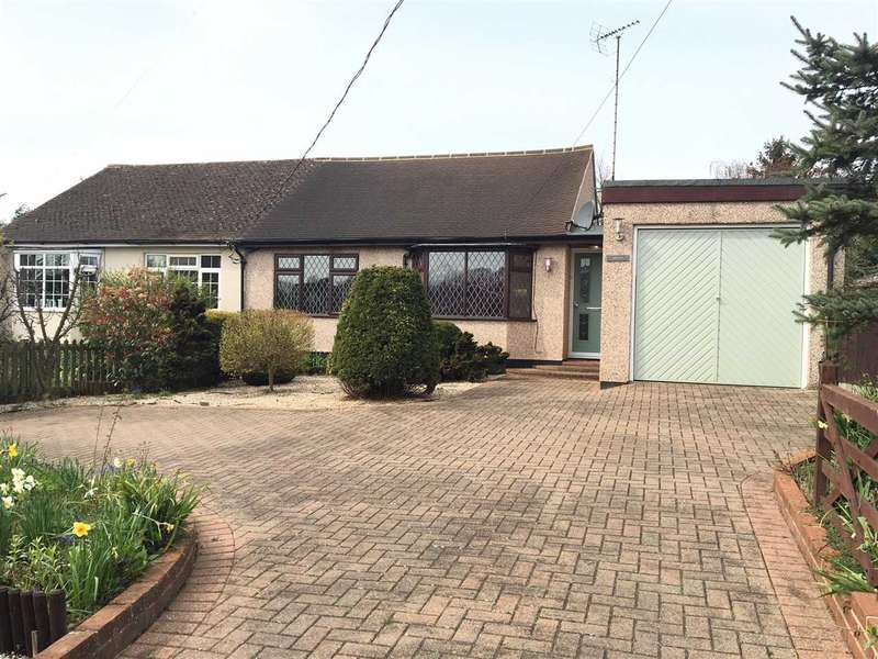 3 Bedrooms Bungalow for sale in Southend Road, Howe Green