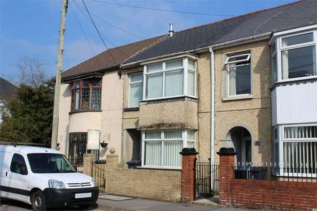 3 Bedrooms Terraced House for sale in Church Street, Tredegar, Blaenau Gwent