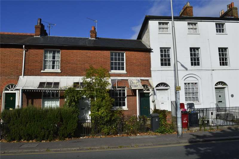 2 Bedrooms Terraced House for sale in Christchurch Road, Reading, Berkshire, RG2