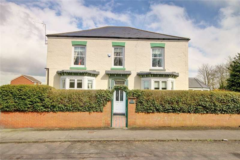 5 Bedrooms Detached House for sale in The Poplars, Station Lane, Wingate, TS28
