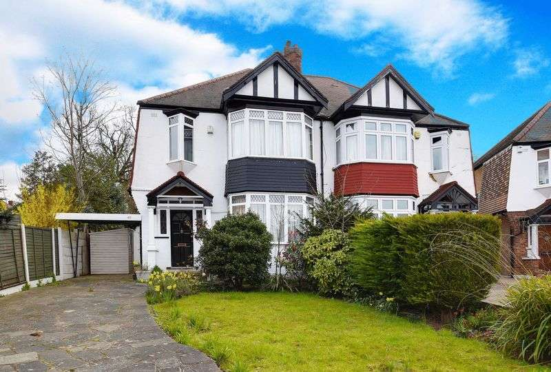 3 Bedrooms Terraced House for sale in The Birches, Winchmore Hill, N21