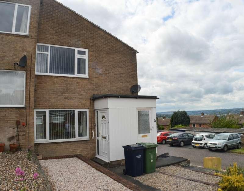 2 Bedrooms Flat for sale in Coalway Lane, Whickham, NE16
